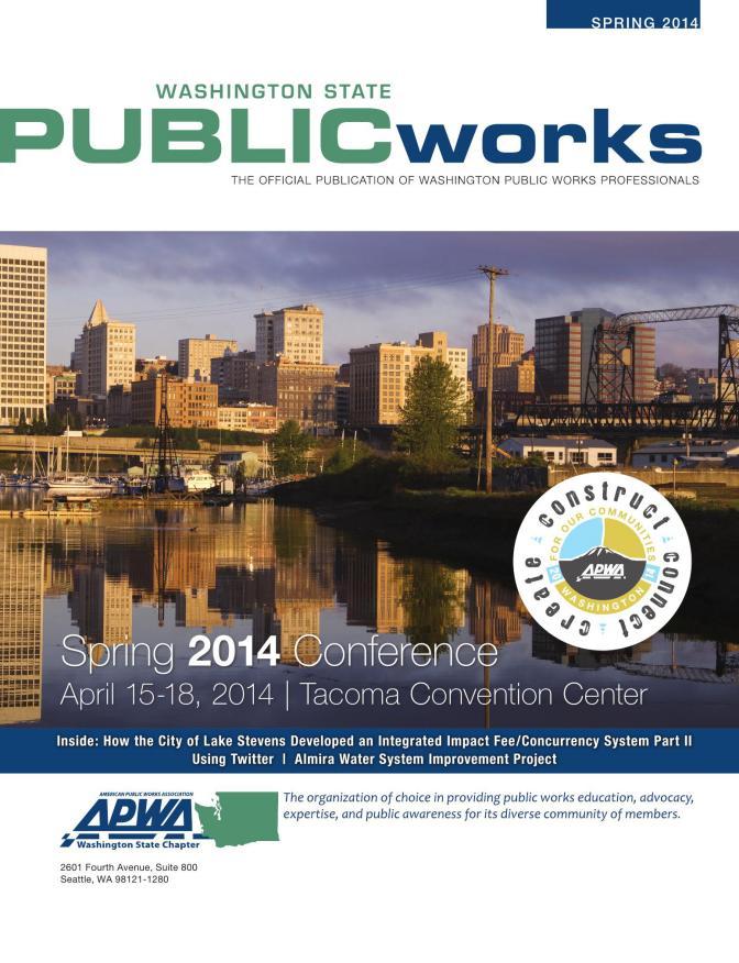Washington Publc Works Spring 2014