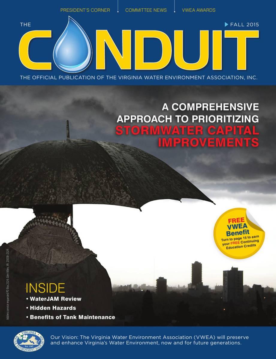 The Conduit Fall 2015