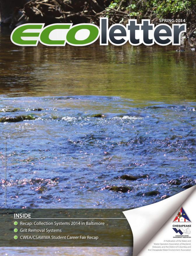 Ecoletter Spring 2014